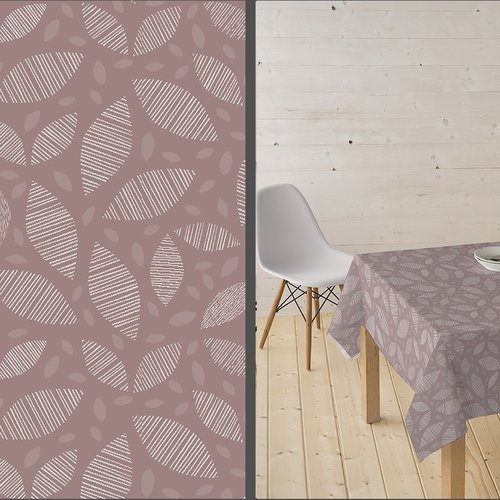 Coated Table textiles Ennis taupe