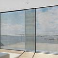 Fensterfolie statisch Zilver HR++