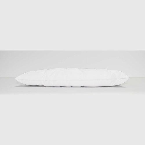 Stoelkussen-zitkussen Essentiel wit 40x40x7cm