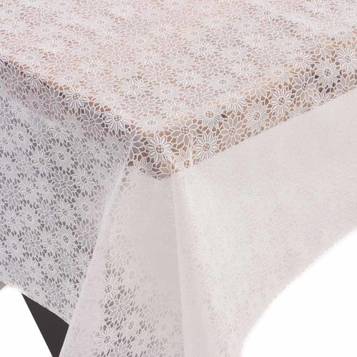 Oilcloth Kant Amal off-white