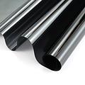 Sun protection window film 90cm x 2m transp / carbon