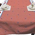 Tischdecke Holland Küche 140x250 cm