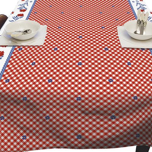 Tafellaken-Tafelkleed- Holland keuken 140x250 cm