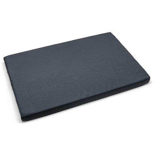 Pallet cushion Premium seating area gray 120x80x8cm