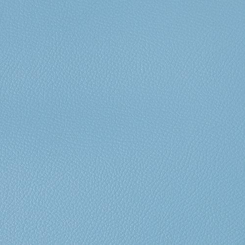 Kunstleer Moon licht blauw  140cm x 35mtr