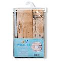 Tafelkleed Woody brown - 140x250 cm