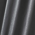 Wicotex Ready made curtain with rings jacquard Riad gray 140x260cm polyester