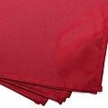 Wicotex Servetten essentiel  40x40cm red  3 pieces polyester