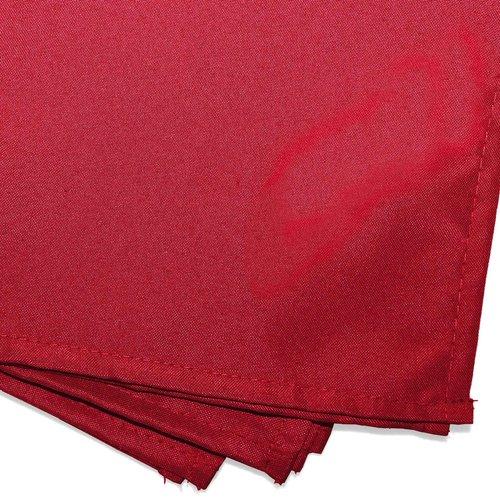 Wicotex Servetten Essentiel  40x40cm  rot 3 stück polyester