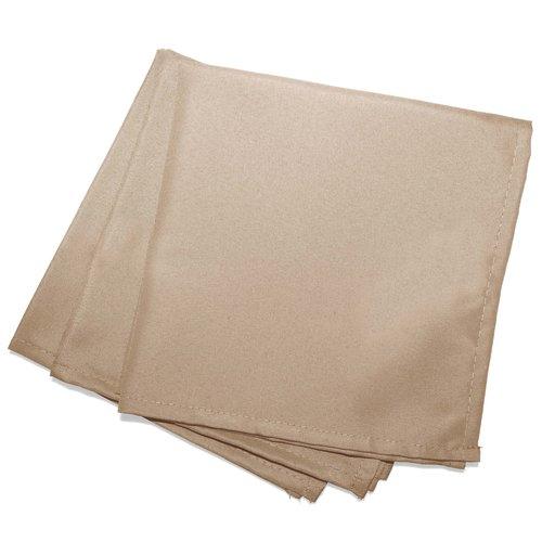 Wicotex Servetten essentiel  40x40cm linen  3 pieces polyester