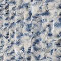 Wicotex Vliegengordijn-kattenstaart- 120x240cm blauw/wit mix in doos