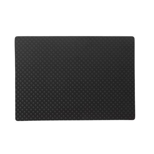 Tischsets Zafiro schwarz verpackt pro 12 Stück