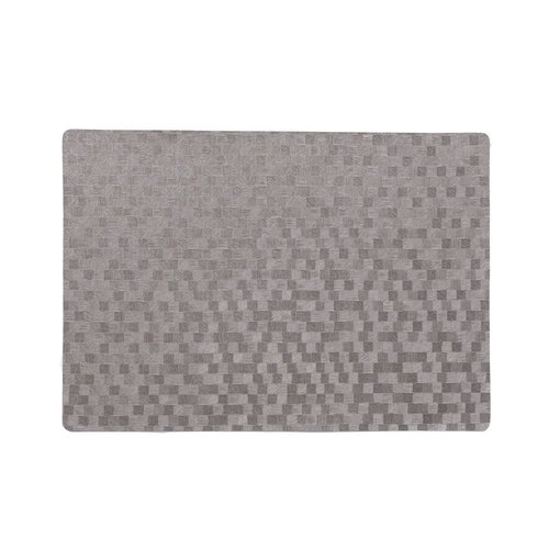 Placemats Dijon stone packed per 12 pieces