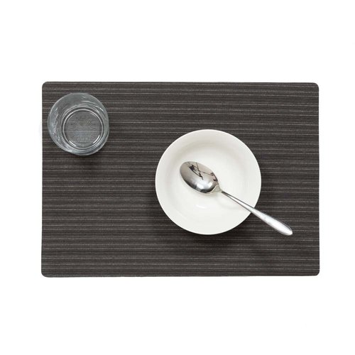Placemats Othos black packed per 12 pieces