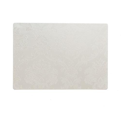 Tischsets Amatista weiß verpackt pro 12 Stück