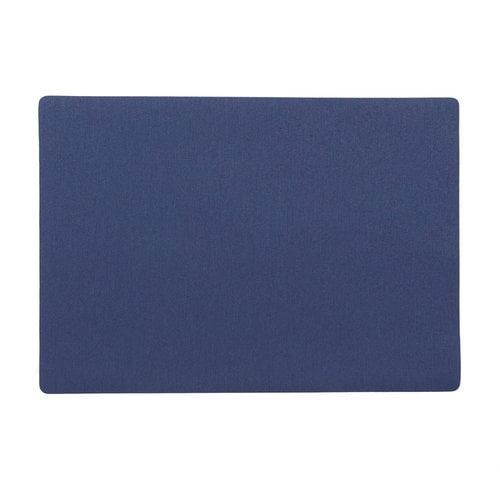 Placemats Uni donker blauw MINIMALE BESTELEENHEID 12 STUKS