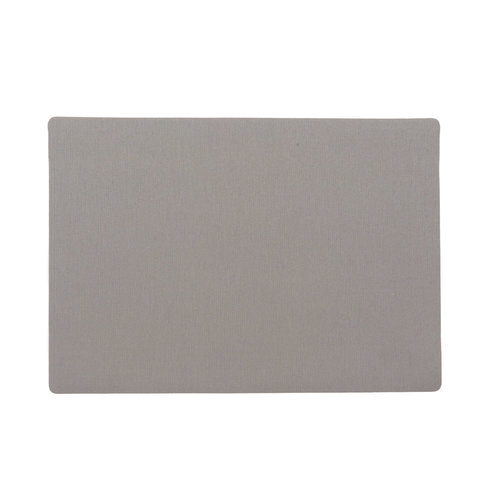 Placemats Uni taupe packed per 12 pieces