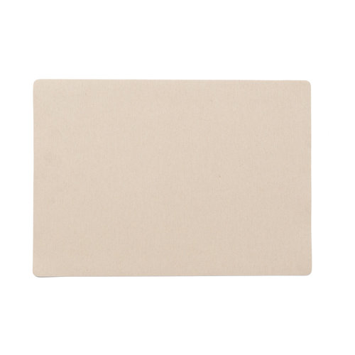Placemats Uni camel packed per 12 pieces
