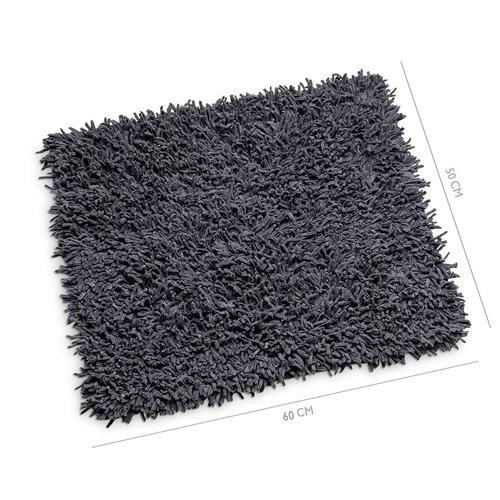 Bidet mat Classic Pure excellent 50x60cm anthracite
