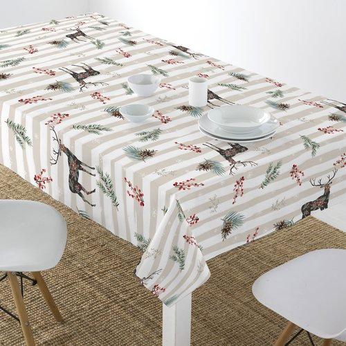 Coated Table textiles Blanca Christmas