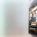 Fensterfolie Statisch  90 cmx20 m. Frost