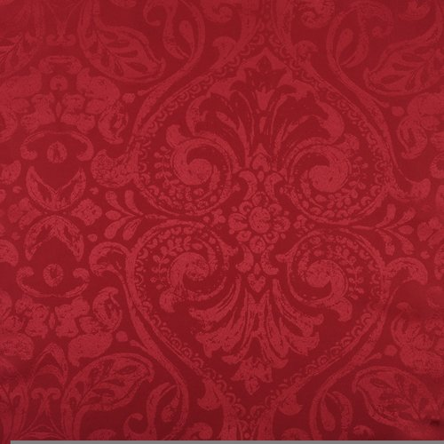 Textil tischdecke Napoli rote  ca. 160 cm