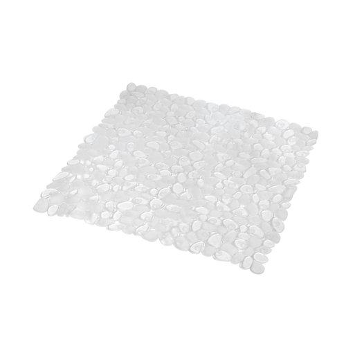 Douchemat-douche antislip voor douche transparant 52x52cm