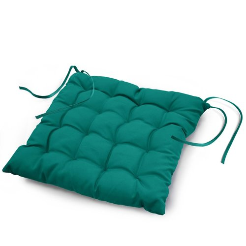 Chair cushion Essentiel green 40cmx40cmx7cm