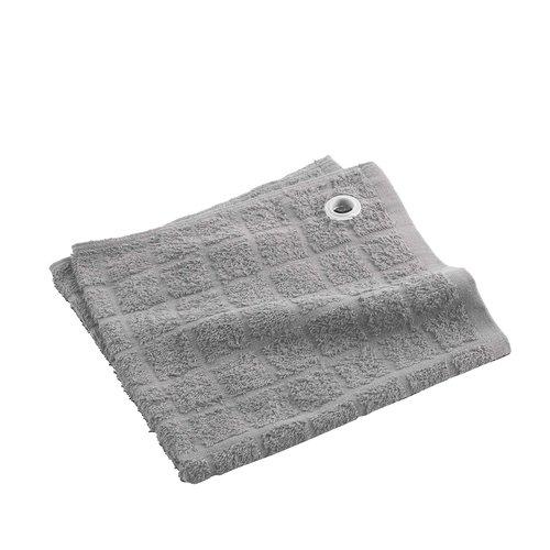Wicotex Handtuch für die Küche 50x50cm grau
