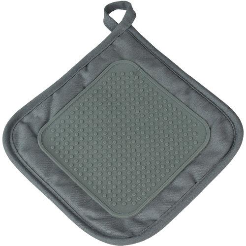 Wicotex Potholder 19x19cm gray