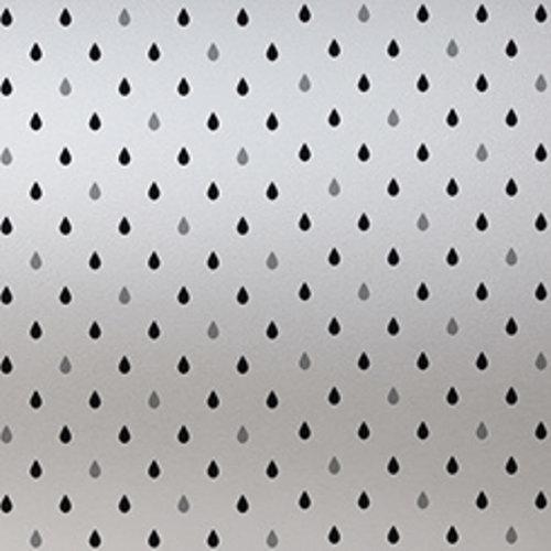 Fensterfolie statisch Rainy 46cm