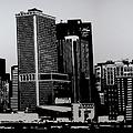 Window film static Ciudad 46cm