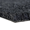 Cleaning mat coir black 60x80cm