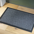 Faro 40X60cm cleaning mat black gray