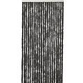 Vliegengordijn-kattenstaart-caravan- 56x180 cm zwart