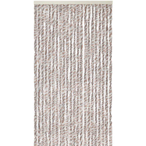 Wicotex Cattail 90x220 cm gray / brown / white mix in box