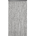 Wicotex Flauschvorhang 120x240 cm grau uni in box