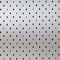 Fensterfolie statisch-anti-sicht-regnerisch grau 46cm x 1,5 Meter