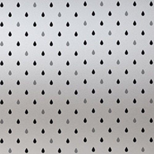 Window film static-anti-viewing-Rainy gray 46cm x 1.5 meters