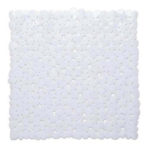 Wicotex Douchemat-douche antislip voor douche wit 53x53cm