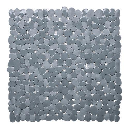 Wicotex Non-slip shower mat gray 53x53cm