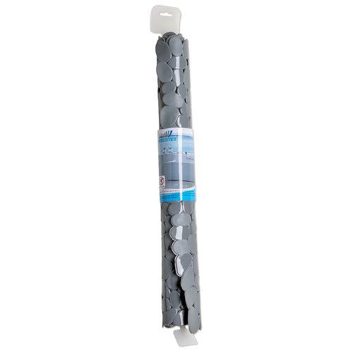 Wicotex Douchemat-douche antislip voor douche grijs 53x53cm