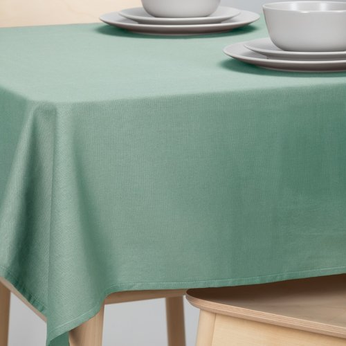 Tablecloth- Dordogne around 160cm green