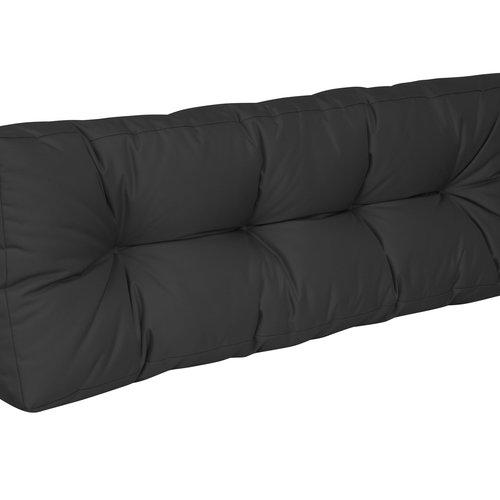 Pallet cushion Basic comfort Water-repellent back part 120x40x10 / 20cm