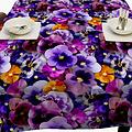 Tischdecke Violin Love 140x250 cm