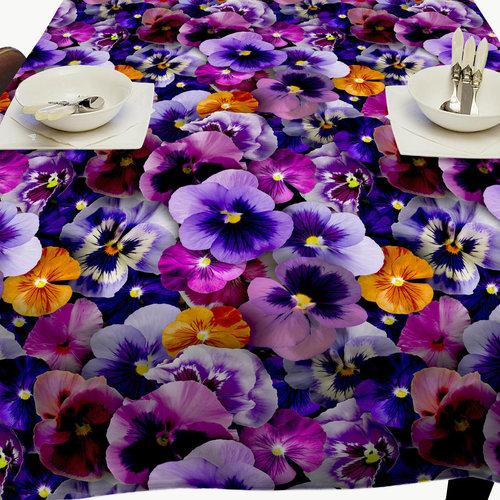 Tablecloth Violin Love 140x250 cm