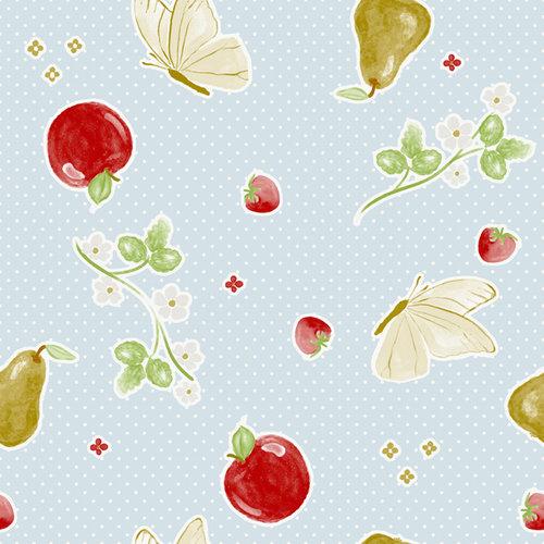 PVC Oilcloth Sweet fruit