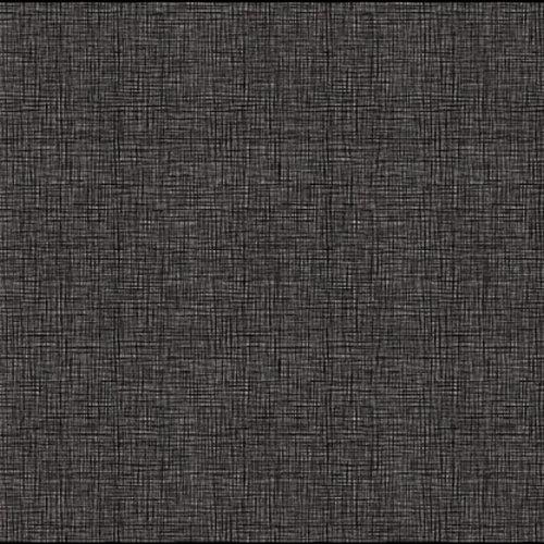Fensterfolie statisch gegen Betrachtung Textil Sand schwarz 46 cm x 20m
