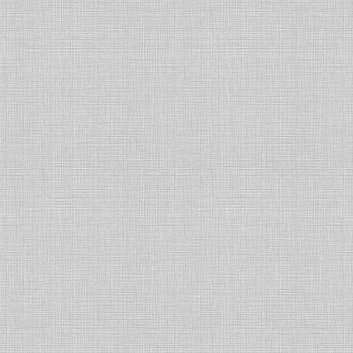 Fensterfolie statisch gegen Betrachtung Textil Sand grau 46 cm x 20m