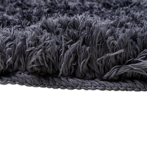 Classic Pure 60x90 cm anthracite bath mat
